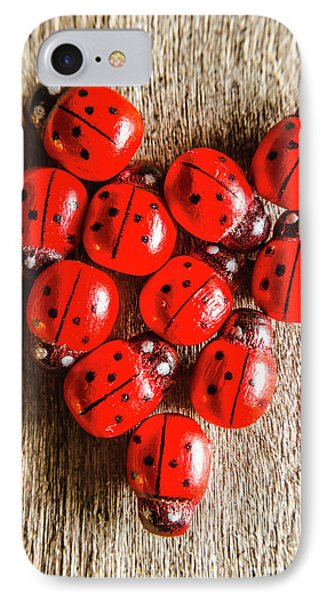 Love Bug IPhone Case by Jorgo Photography - Wall Art Gallery