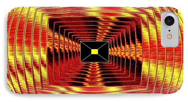 Luminous Energy 12 Phone Case by Will Borden