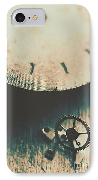 Machine Time IPhone Case by Jorgo Photography - Wall Art Gallery