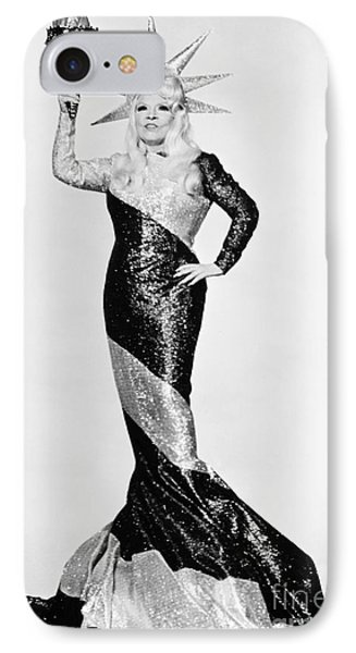 Mae West (1892-1980) Phone Case by Granger