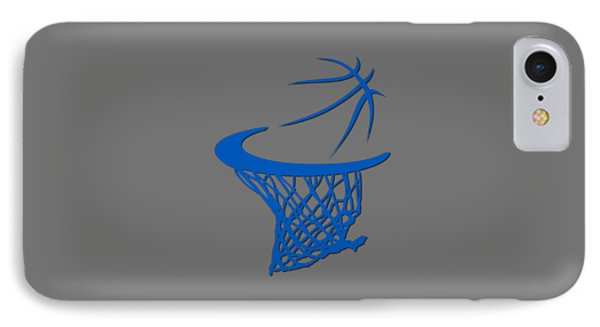 Magic Basketball Hoop IPhone Case by Joe Hamilton