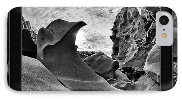 Magic Canyon Triptych IPhone Case by Leland D Howard