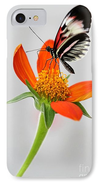Magical Butterfly Phone Case by Sabrina L Ryan