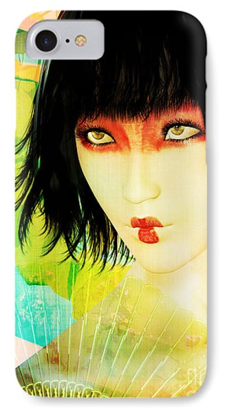 Maiko IPhone Case by Shanina Conway