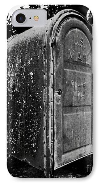 Mail Box Phone Case by David Lee Thompson