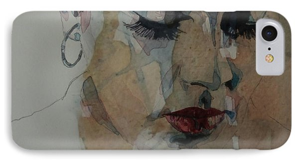 Make You Feel My Love IPhone 7 Case by Paul Lovering