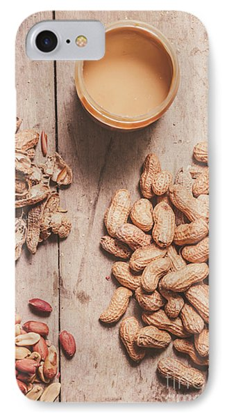 Making Peanut Butter IPhone Case by Jorgo Photography - Wall Art Gallery