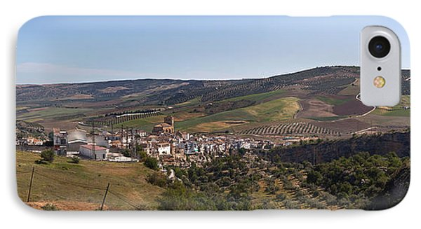Malaga Province, Andalucia, Spain IPhone Case by Panoramic Images