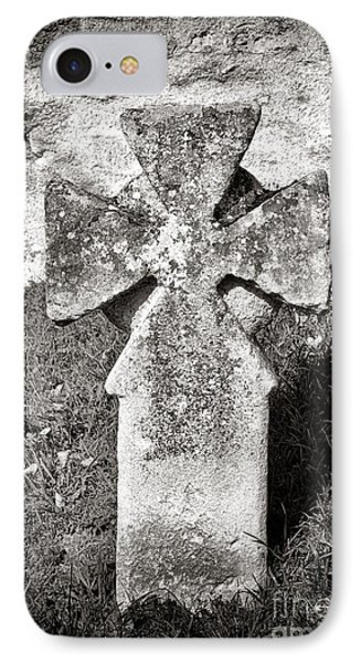Malta Cross   IPhone Case by Olivier Le Queinec