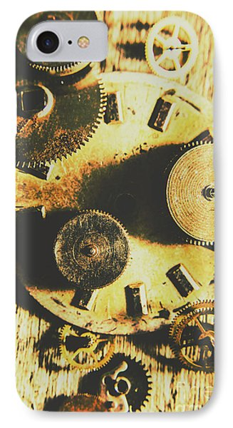 Man Made Time IPhone Case by Jorgo Photography - Wall Art Gallery