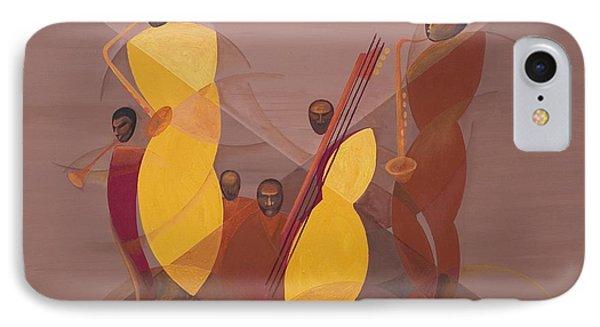 Mango Jazz Phone Case by Kaaria Mucherera