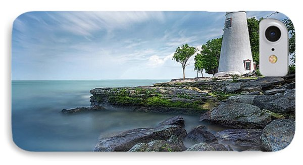 Marblehead Breeze IPhone Case by James Dean
