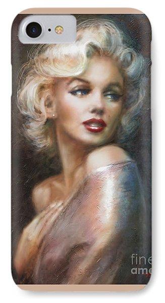 Marilyn Ww Soft IPhone Case by Theo Danella