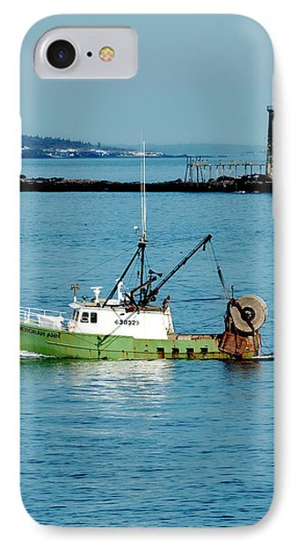 Maritime Phone Case by Greg Fortier