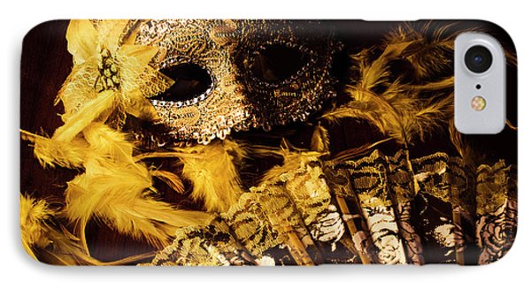 Mask Of Theatre IPhone Case by Jorgo Photography - Wall Art Gallery