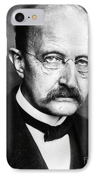 Max Planck  Phone Case by Granger