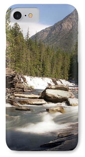 Mcdonald Creek Phone Case by Marty Koch