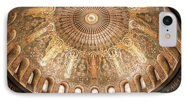 Memorial Chapel Dome IPhone Case by Art Spectrum