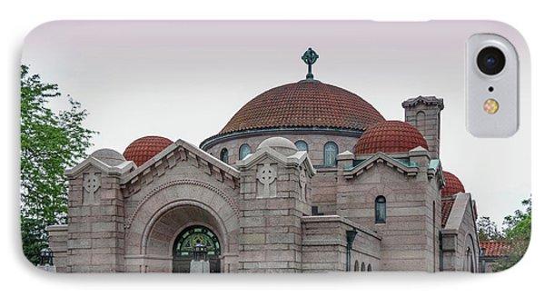 Memorial Chapel In Minneapolis, Minnesota.  IPhone Case by Art Spectrum
