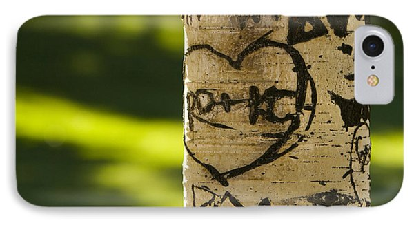 Memories In The Aspen Tree IPhone Case by James BO  Insogna