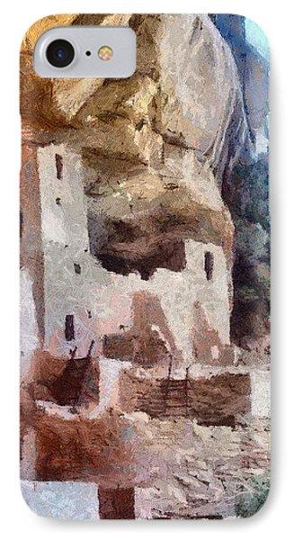 Mesa Verde Phone Case by Jeff Kolker