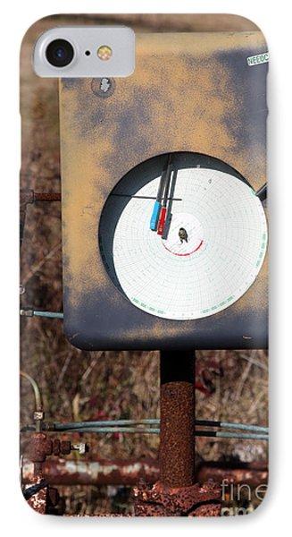 Meter Phone Case by Amanda Barcon