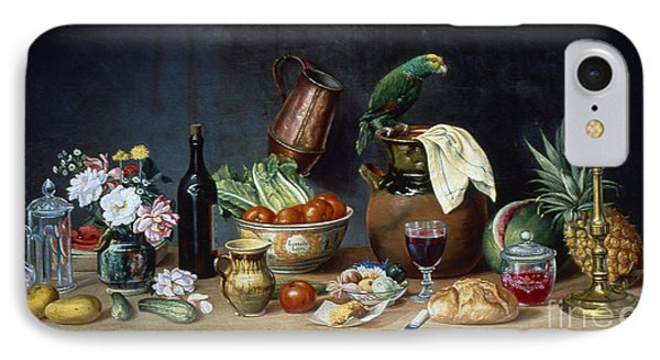 Mexico: Still Life IPhone Case by Granger