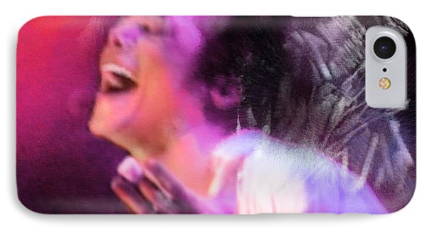 Michael Jackson 11 IPhone Case by Miki De Goodaboom