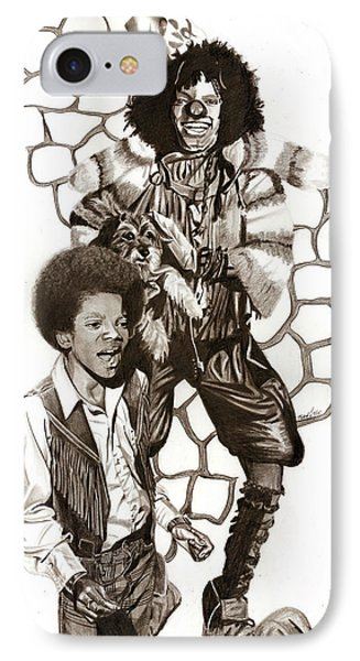 Michael IPhone Case by Terri Meredith