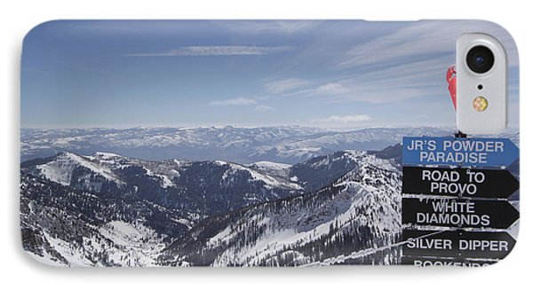 Mineral Basin IPhone Case by Adam Jewell