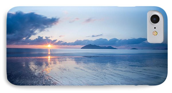Mission Beach Glass IPhone Case by Alec Herrera