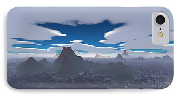 Misty Archipelago Phone Case by Gaspar Avila
