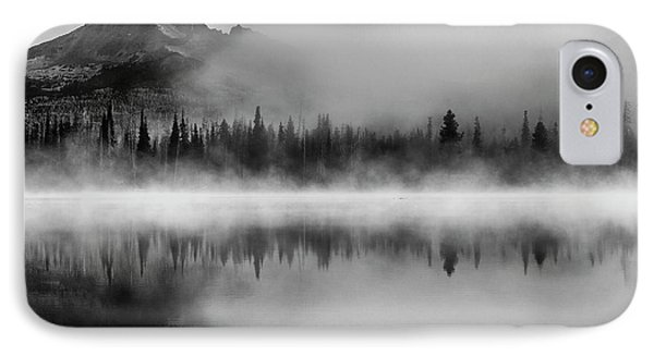 Misty Morning IPhone Case by Cat Connor