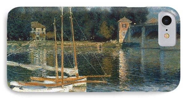 Monet: Argenteuil Phone Case by Granger
