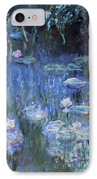 Monet: Waterlilies Phone Case by Granger