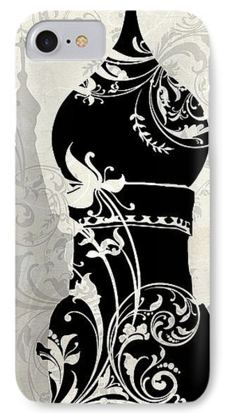 Moon Over Moscow IPhone Case by Mindy Sommers