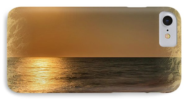 Moonscape 2 IPhone Case by John M Bailey