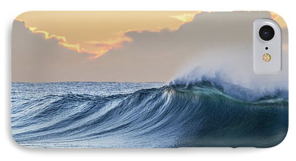 Morning Breaks IPhone Case by Az Jackson