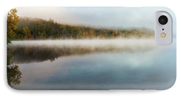 Morning Fog 2016 IPhone Case by Bill Wakeley