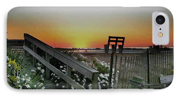 Morning View  Phone Case by Skip Willits