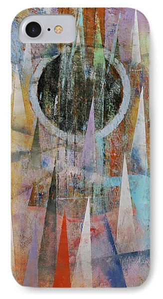 Mountain Guitar IPhone Case by Michael Creese