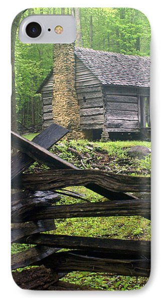Mountain Homestead Phone Case by Marty Koch
