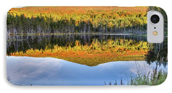 Mountain Reflections IPhone Case by Bill Wakeley