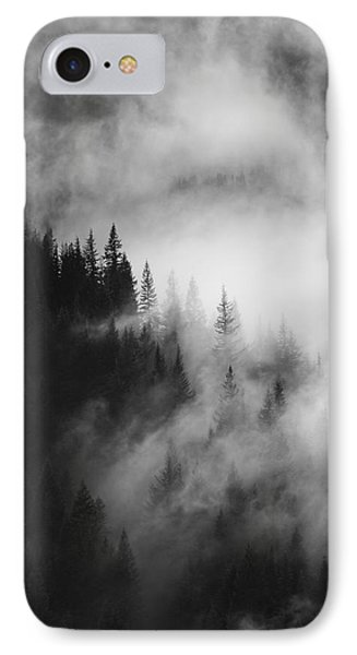 Mountain Whispers IPhone Case by Mike  Dawson