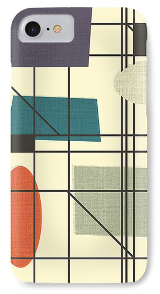Movement - 3 IPhone Case by Finlay McNevin