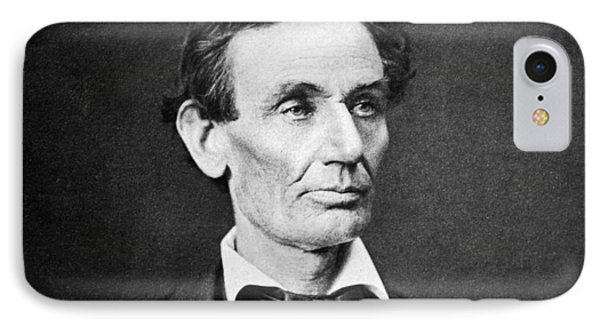 Mr. Lincoln IPhone 7 Case by War Is Hell Store