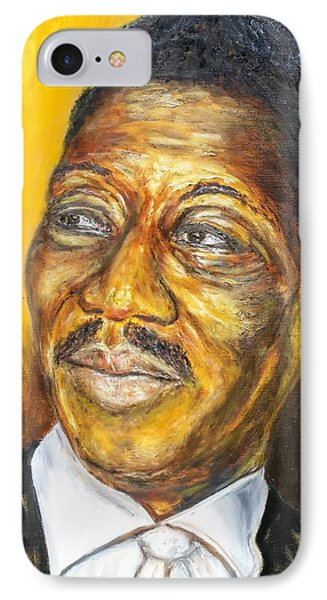 Muddy Waters Phone Case by Michael Titherington