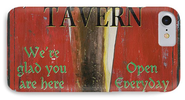 Murphy's Tavern IPhone 7 Case by Debbie DeWitt