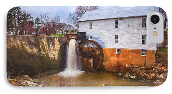 Murrays Mill II IPhone Case by Dan Carmichael