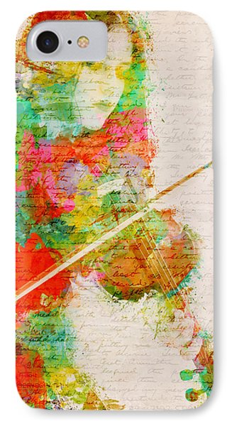 Music In My Soul IPhone Case by Nikki Smith